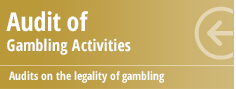 Audit of Gambling Activities